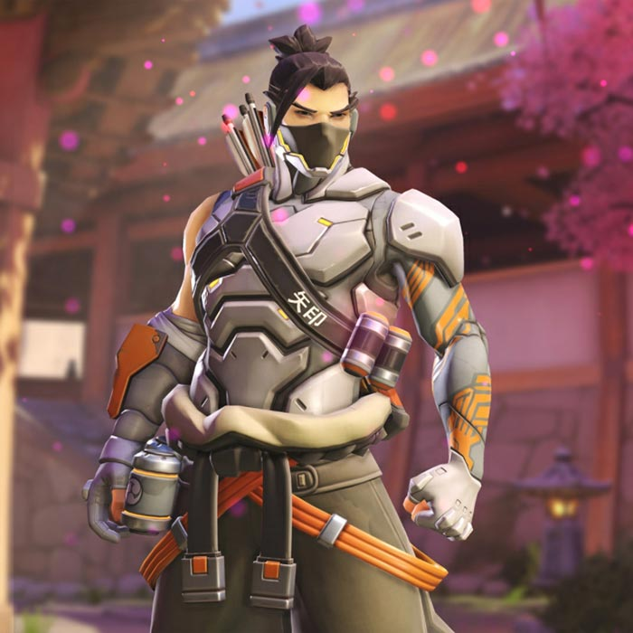 Hanzo Wallpaper: Overwatch - CyberNinja Hanzo Wallpaper Engine