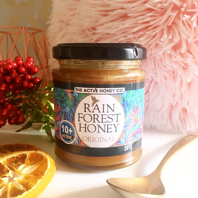 Lifeplan Rainforest Honey