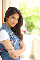 Telugu Actress Lavanya Tripathi Latest Pos in Denim Jeans and Jacket  0129.JPG