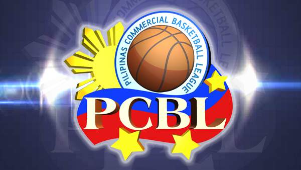 Pilipinas Commercial Basketball League (PCBL) Logo