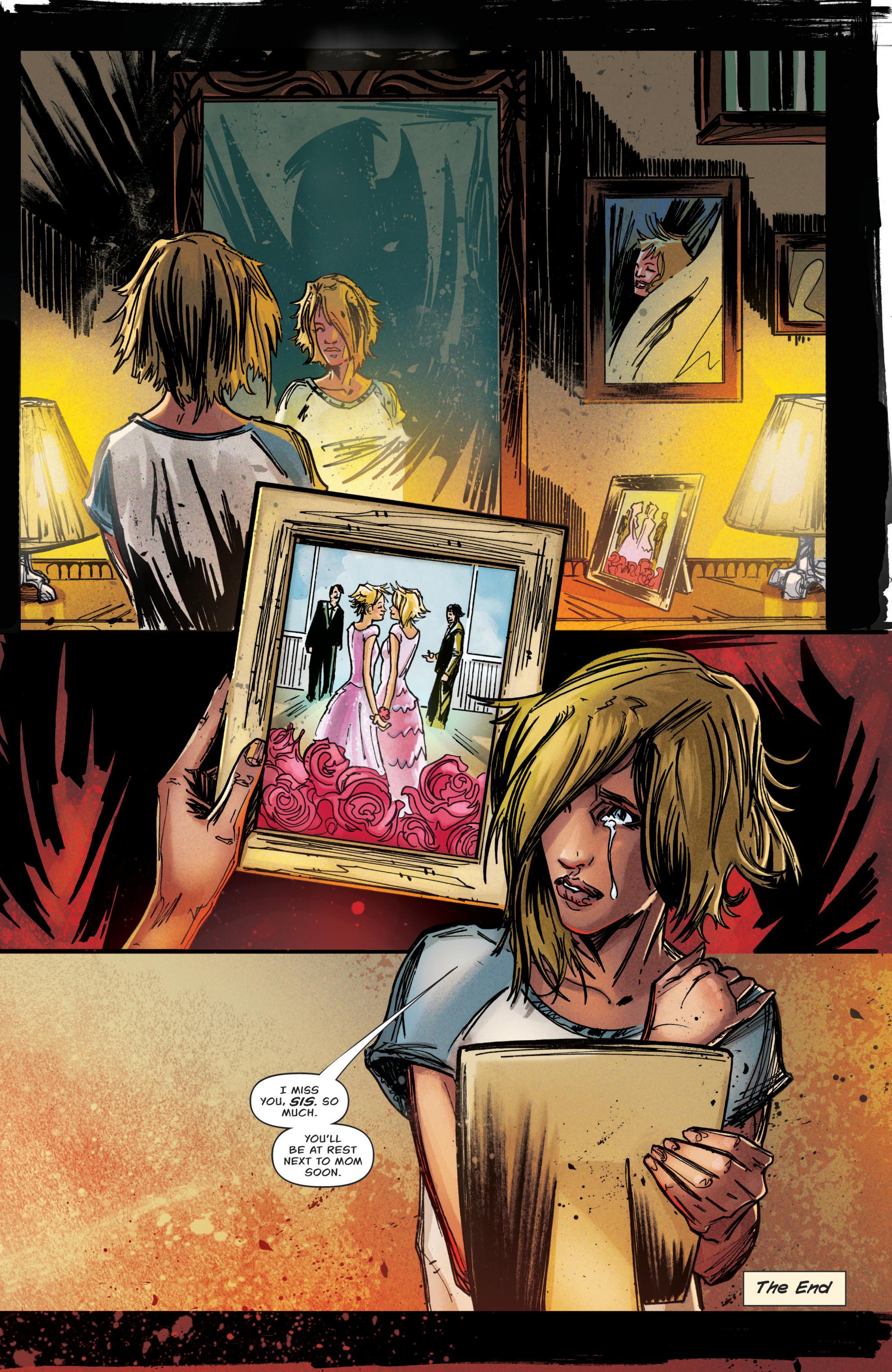 Read online Grimm Tales of Terror: Vol. 3 comic -  Issue #5 - 24