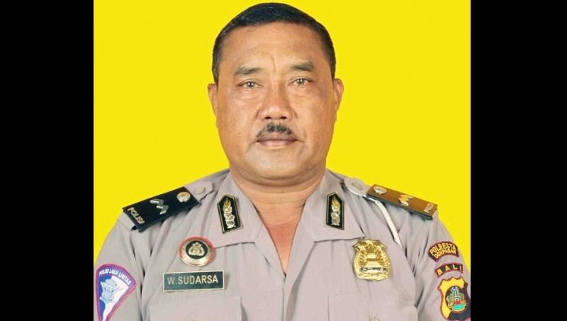 Aipda Wayan Sudarsa, polisi yang dibunuh di Bali