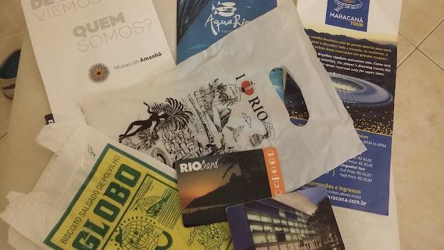 Atrações do Rio de Janeiro