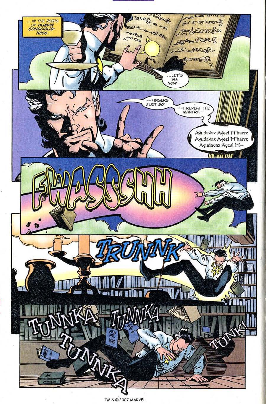 Read online Silver Surfer (1987) comic -  Issue #126 - 12