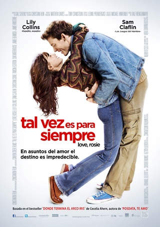 Tal Vez es para Siempre (2014) DVDRip Latino