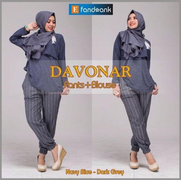 Trend Fashion Baju Muslim Wanita Tomboy Terbaru 2016 ...