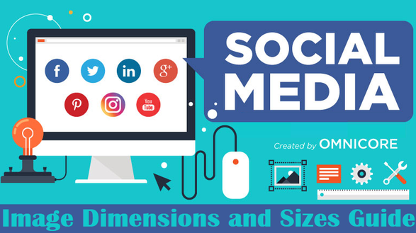 Facebook and Social Media Image Dimensions and Sizes Guide Cheat Sheet