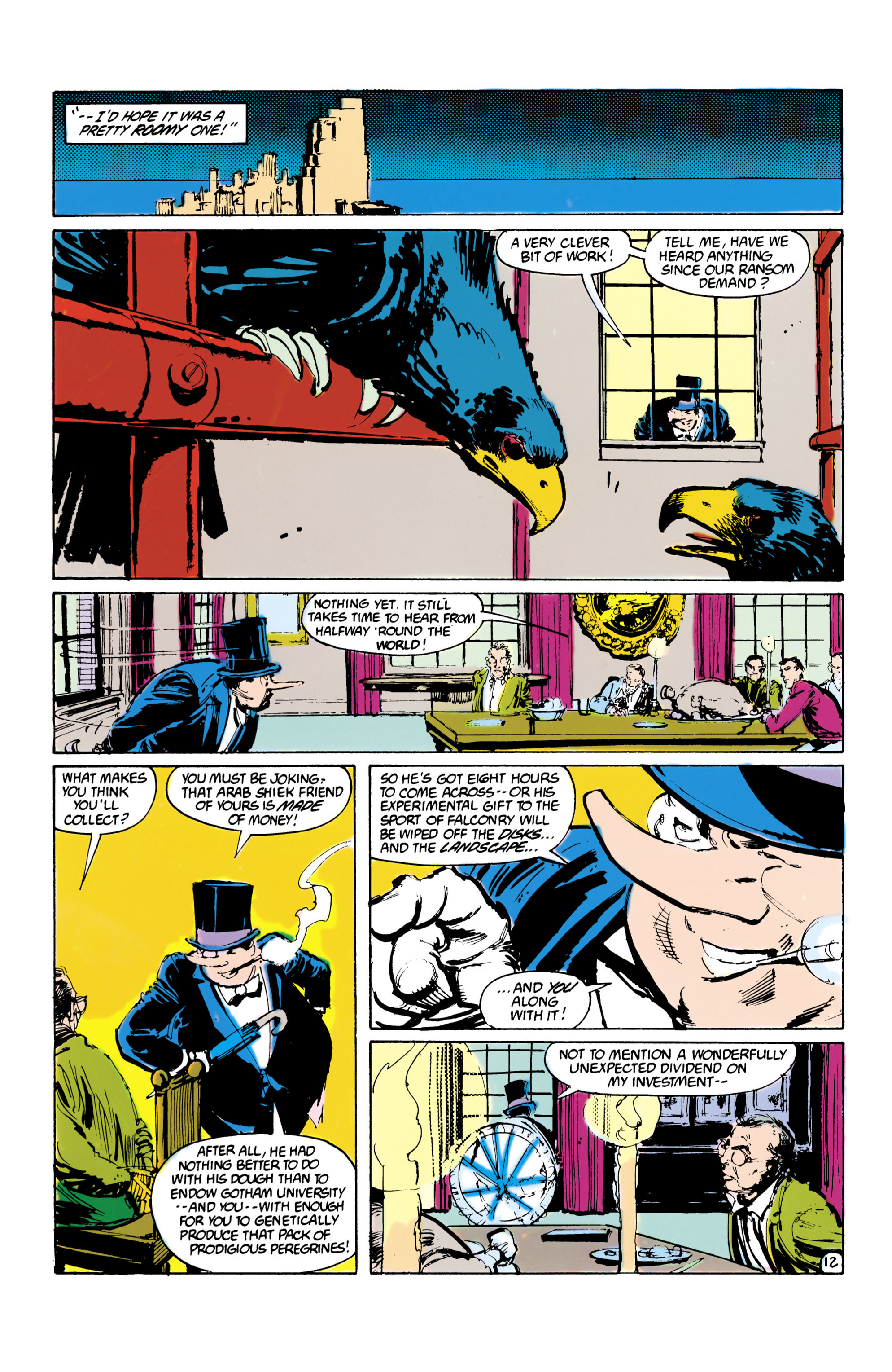 Detective Comics (1937) 568 Page 12
