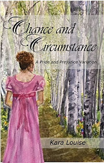 Book cover: Chance and Circumstance by Kara Louise
