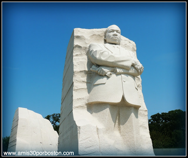 Monumento a Martin Luther King Jr. en Washington D.C