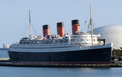 The Queen Mary: a Haunted Liner