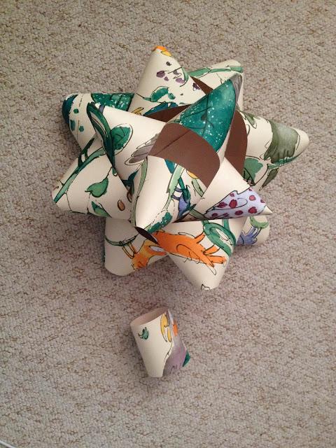 step 7 paper rosette