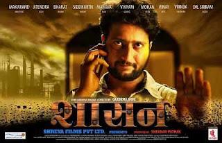 Download Shasan 2015 Marathi 300mb DVDRip 480p