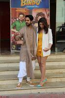 Parineeti Chopra with Ayushmann Khurrana at the Launch of Trailer of Meri Pyaari Bindu 058.JPG