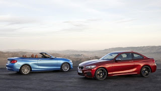 BMW Series 2 Convertible and Coupe 02