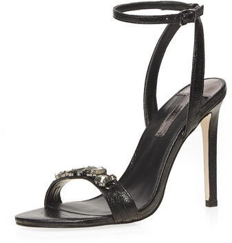 dorothy perkins black stiletto heels