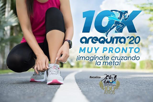 10k al Arequita (CAU - Minas - Lavalleja, 09/feb/2020)