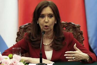 Juiz ordena prisão de Cristina Kirchner por acordo com Irã