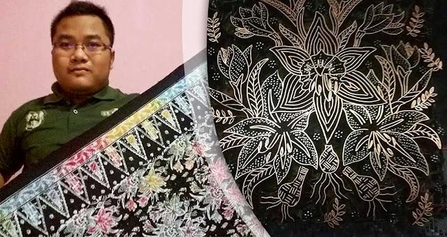 Batik Amrylis PusPat