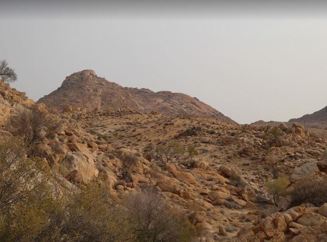 schanzen trail sulle rocce