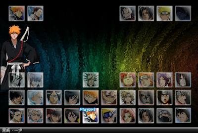 Bleach Vs Naruto 2.9 - Chơi game Naruto 2.9 4399 trên Cốc Cốc b