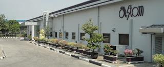 PT Astom Indonesia - Operator Produksi