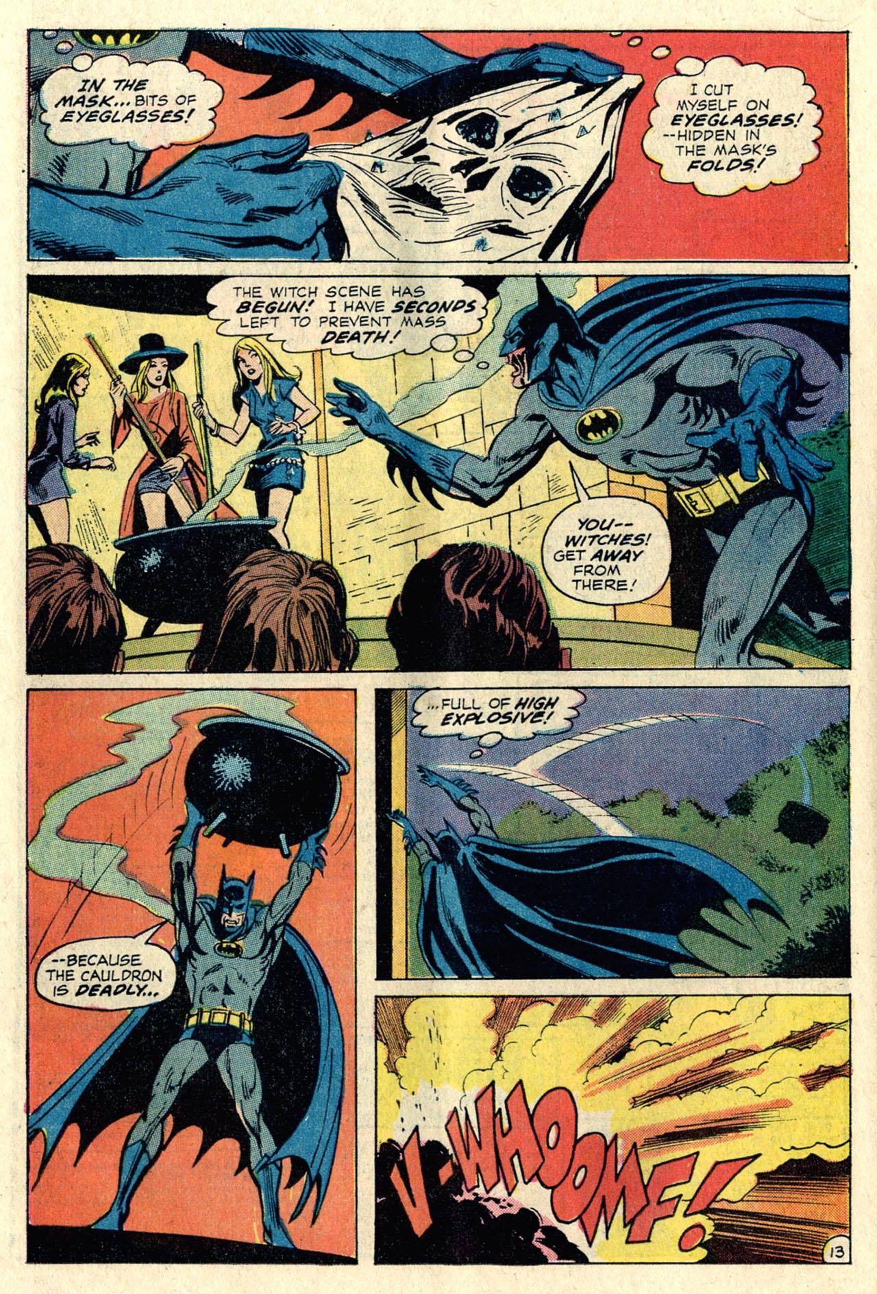 Detective Comics (1937) 425 Page 17