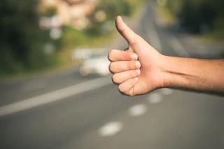 Semn de autostop - imagine de pe google images