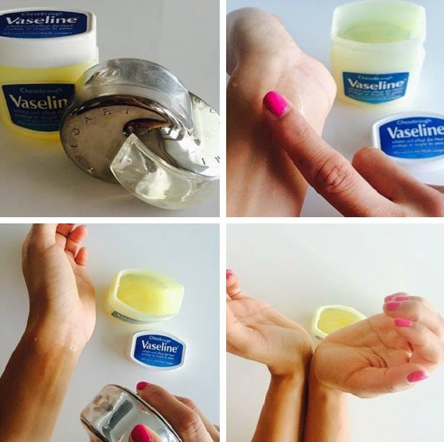 DIY, DIY Crafts, DIY Hacks,  Easy Craft Ideas, DIY Projects, Craft Ideas, Diy Beauty Hacks, Beauty, Vaseline, Vaseline Hacks