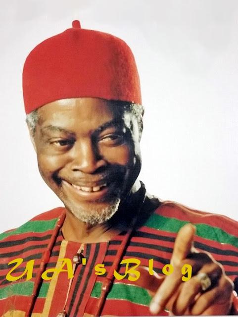 FLASHBACK: In 2000, policemen invaded Okadigbo's residence to retrieve senate's mace