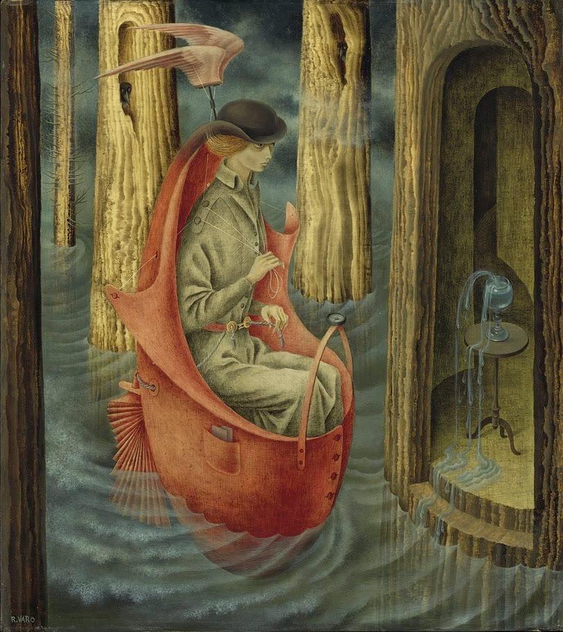 La fuente votiva, Francisco Acuyo, Ancile