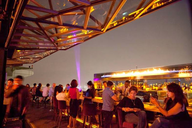 Cloud Lounge Rooftop Bar The Plaza Office Tower