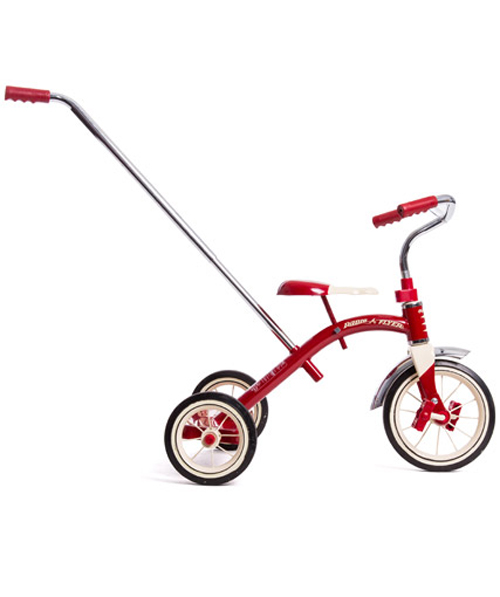 Radio Flyer Classic Red Tricycle Hook Of The Day
