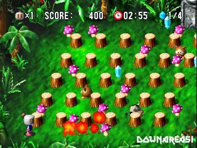 Bomberman World Game Bomberman World Psx