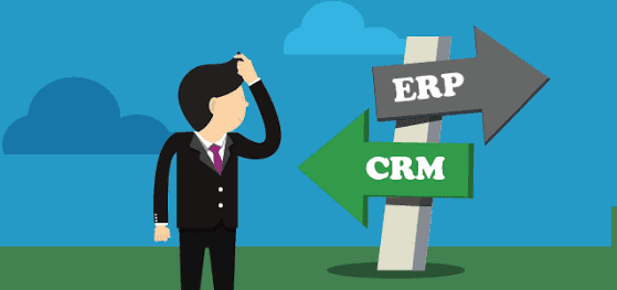 CRM ile ERP arasında ki farklar nelerdir?