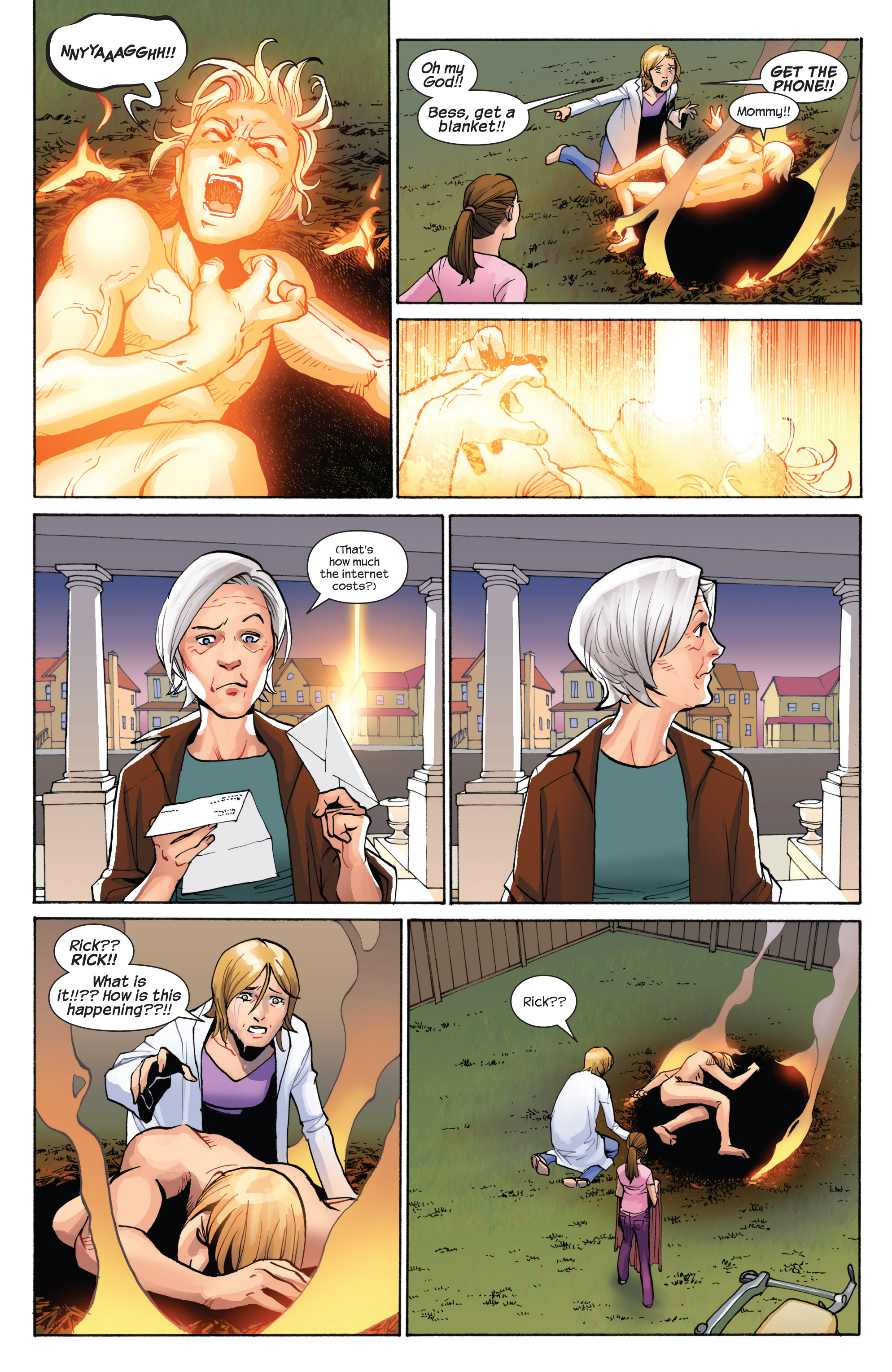 Read online Ultimate Spider-Man (2009) comic -  Issue #7 - 5