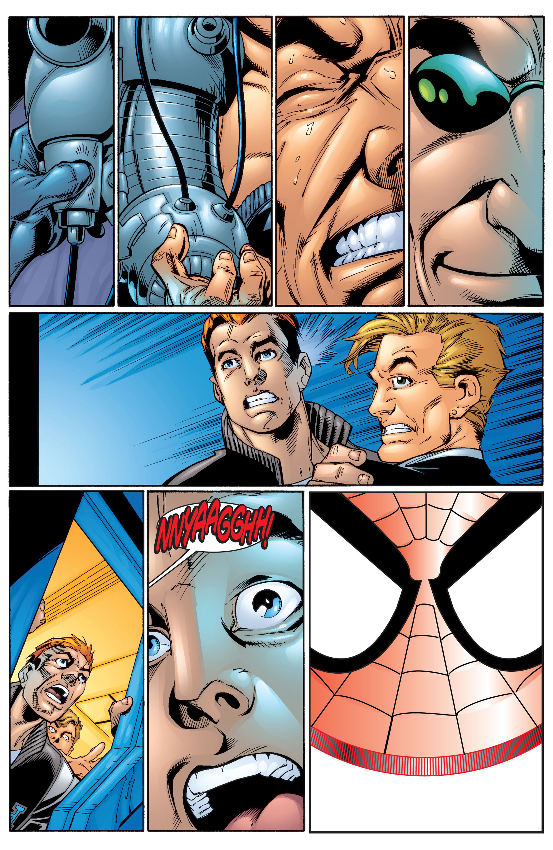 Read online Ultimate Spider-Man (2000) comic -  Issue #3 - 22