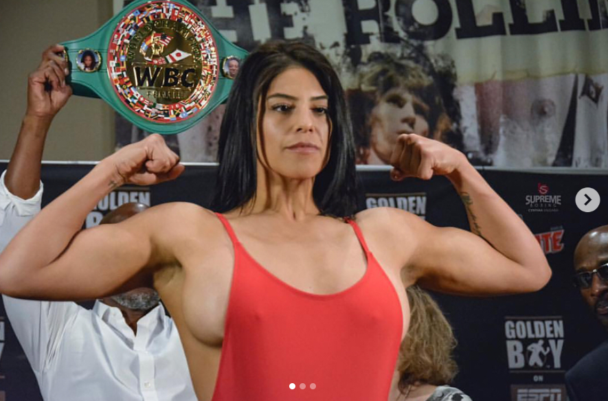 Maricela Cornejo Nude