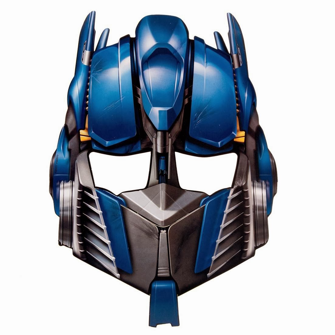 Transformers Free Printable Masks  - Oh My Fiesta! in english