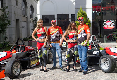 Presentan al Havoline Racing Team