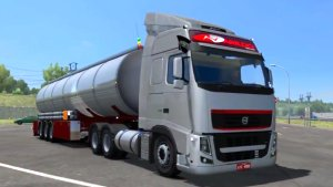Volvo FH 2014 truck mod