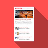 Cara Membuat Recent Posts Blogger Berdasarkan Label Seperti Evo Magz Template