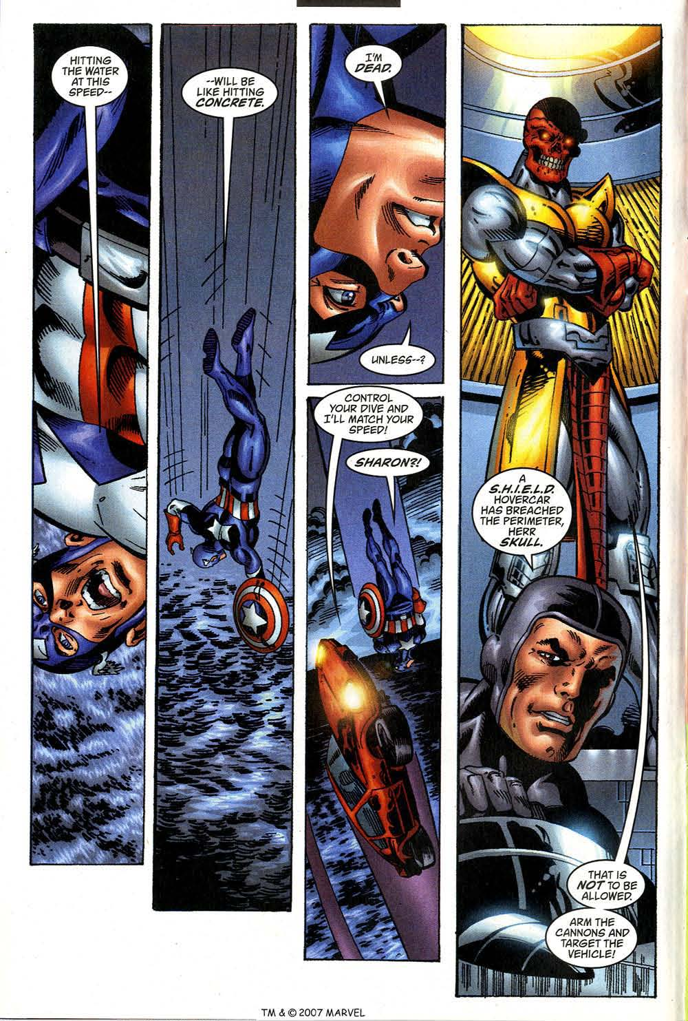 Captain America (1998) Issue #47 #54 - English 6