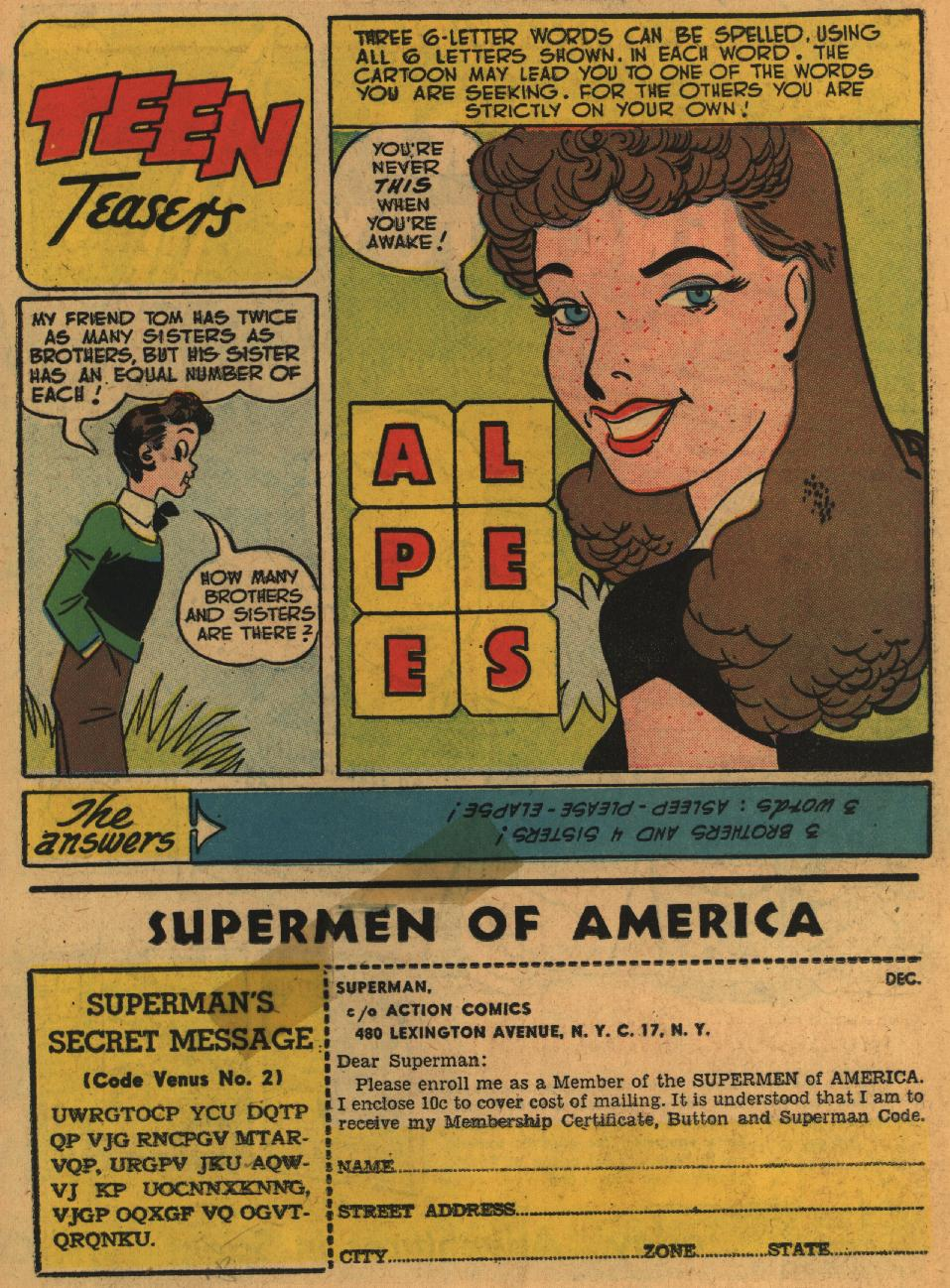 Read online Action Comics (1938) comic -  Issue #235 - 17