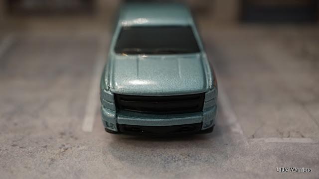 2007 Chevy Silverado (CFL57)
