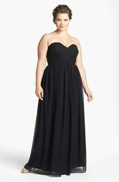 Plus Size Bridesmaids Dresses