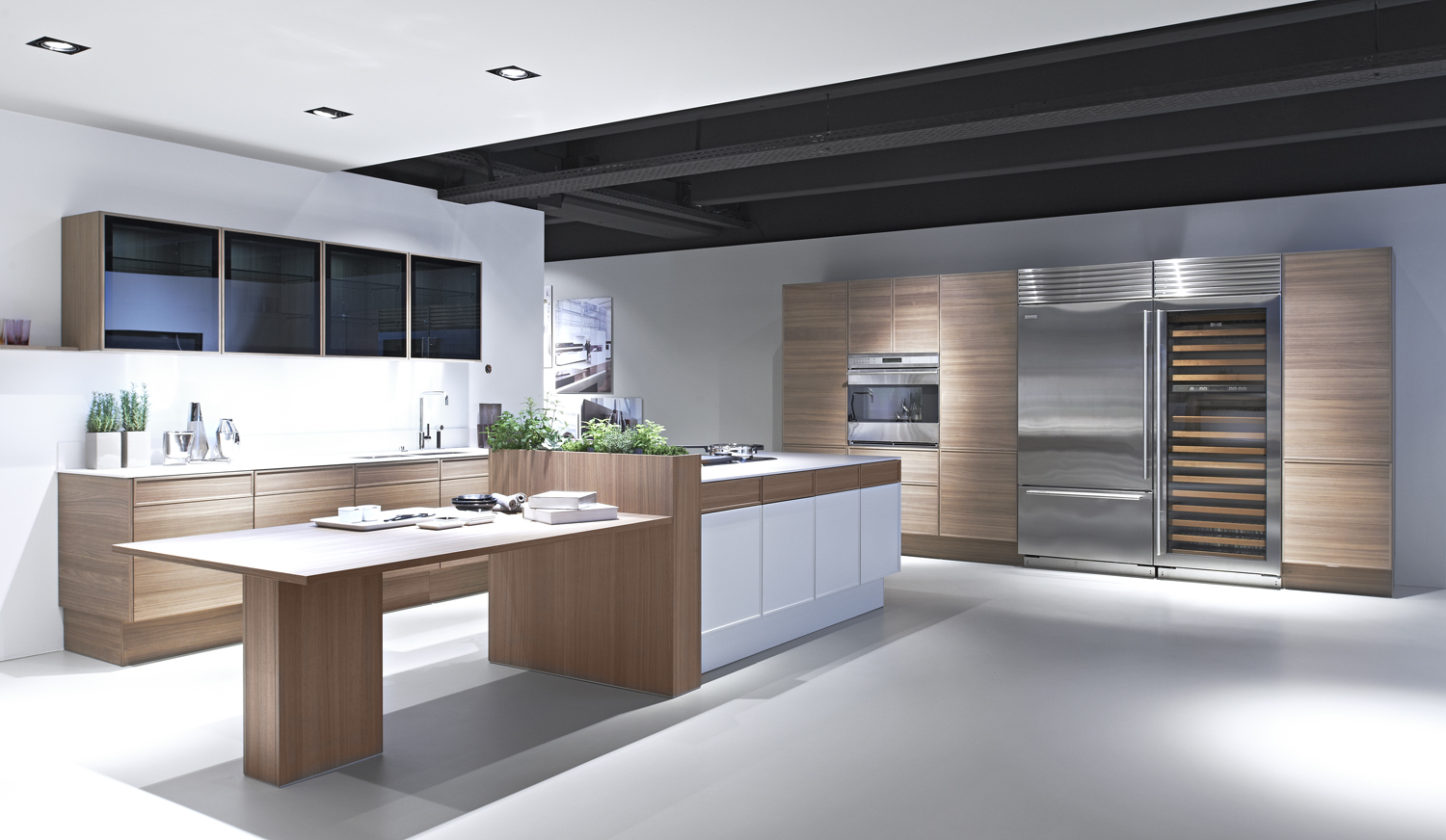 Ahhhh Poggenpohl One Does Modern Kitchens Like