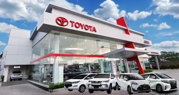 Dealer Toyota Auto 2000 Waru Surabaya