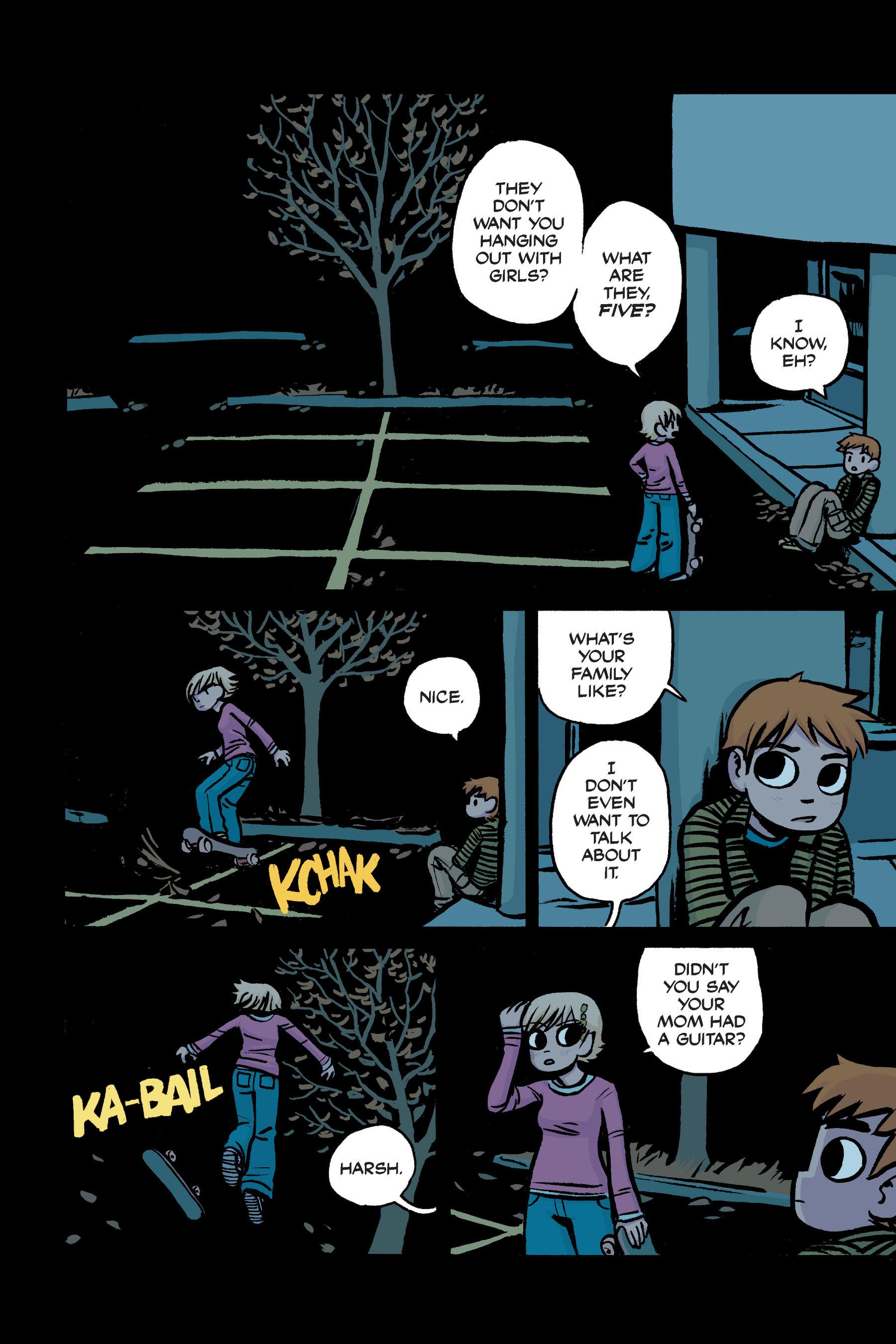 Read online Scott Pilgrim comic -  Issue #2 - 15