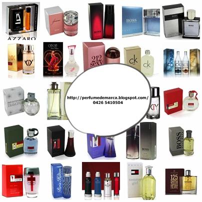 catalogo de perfumes 2016